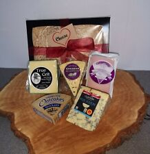 Cheese Hamper our best selling cheeses in on box
