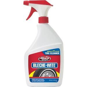 4 Pk Black Magic Bleche-wite 32 Oz. High-Performance Trigger Spray Tire Cleaner