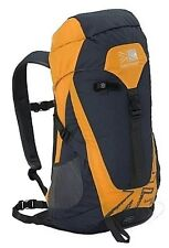 Karrimor Kodiak 35L Backpack Cinder / Sunflower - Mesh Wind Tunnel Back System