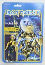 """Iron Maiden LIFE AFTER DEATH Super 7 ReAction 3.75"""" Figure NEW Risen Eddie"""
