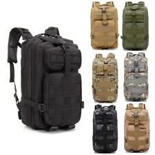 Sport Rucksack 25L Military Tactical Backpack 3P Marching Bag Waterproof Hiking