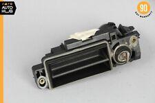 01-11 Mercedes W203 C240 CLK320 SLK280 Trunk Lid Lock Latch Handle w/ Key OEM
