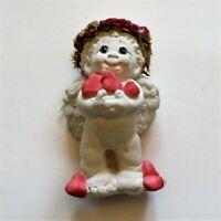 1994 Cast Art Industries Figurine Dreamsicles Handful of Hearts Angel Cherub