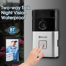 Digoo Bluetooth Wifi Intercom Home Doorbell Night Vision Video Camera Phone Ring