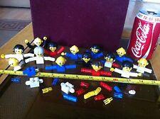Lego Vintage Mini Figures Lego Men Huge Random Bundle Original