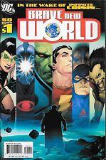 Brave New World No.1 / 2006 Infinite Crisis One-Shot