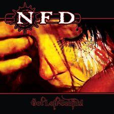 "NFD Got Left Behind / Keep Light Shining LIMITED 7"" RED VINYL 2016"