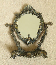 Vintage/Retro Oval Free Standing/Cheval Decorative Mirrors