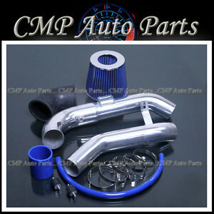 BLUE fit 2007-2012 NISSAN VERSA 1.8 1.8L S SL COLD AIR INTAKE KIT SYSTEMS