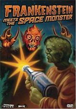 Frankenstein Meets The Space Monster. Quality Drama. Brand New In Shrink. R4!