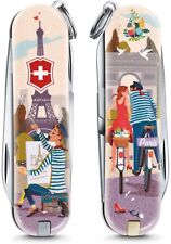 Victorinox Swiss Army Limited Edition 2018 Classic The City Of Love 0.6223.L1810