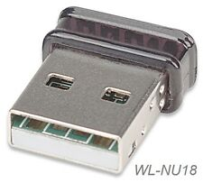 USB 2.0 Low-Profile Micro 150N Wireless Network Adapter - 525503