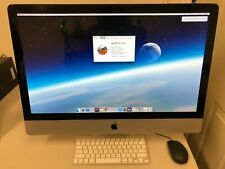 "Apple iMac 27"" (Mid-2011), Core i5 2.7GHz, 8GB RAM, 1TB HDD"