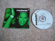 "MELANIE B ""I want you back"" cd single 1998 (Spice Girls , X Factor)Dance pop"