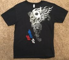 Fifa World Cup Soccer Black T-shirt Vintage South Africa 2010 Te 00006000 e Mens Large New