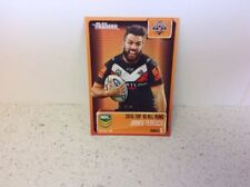 Single-Insert Wests Tigers 2016 Season NRL & Rugby League Trading Cards
