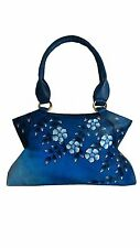 Exclusive Real Cow Leather Balona New Designer Gifts Hand painted Shoulder bag