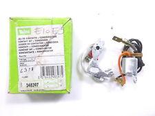 Ford Escort-Jaguar-Rover contacts et condensateur d'allumeur VALEO L397-248397