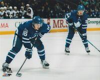 Auston Matthews Mitch Marner Toronto Maple Leafs UNSIGNED 8x10 Photo (B)