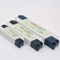 DC 12V 24V AC Adapter Power Supply Transformer 5050 5630 3528 LED Strip Driver
