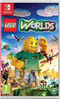 LEGO Worlds - Nintendo Switch Game *** PLUS 2 Bonus Packs of Premium DLC ***
