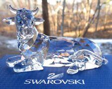 Swarovski Nativity Ox Figurine #5288179 Mint & New in Box