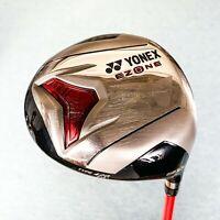 Yonex Ezone Type 420 Driver. 10 Deg, Stiff-Reg - Excellent Condition # T108