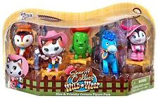 Disney Junior Sheriff Callie Wild West Nice & Friendly Corners Figure 5 pack