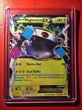 Pokemon card - Magnezone EX Holo XY Flash Fire Set Edition Ed 35/106 =1st Mega M
