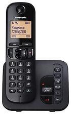 Panasonic Telephone Kx-tgc220 Landline Call Blocker Answer Machine Phone Black
