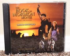 The Book of Mormon Movie CD Vol 1 The Journey Original Soundtrack LDS