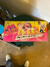 1986 Hasbro Jem Star Stage With Cassette Tape Player Nrfb New