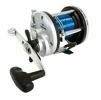 Lineaeffe JD 500 Multiplier Boat Sea Fishing Reel +Free Line For Boat Rod