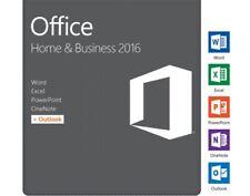 MS Microsoft Office 2016 Home and Business für MAC / mit Key zur Aktivierung