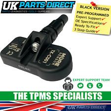 Mercedes S Class Pullman TPMS Tyre Pressure Sensor (14-20) - BLACK STEM