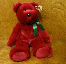 TY Plush Bear #9306 TEDDY, BEANIE BUDDY BEAR, NEW From Retail Store, Mint/tags