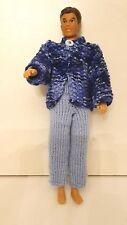 Puppenkleidung  passend für Barbie.Ken Hose+ Jacke 6236 Handarbeit