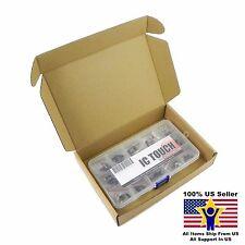 15value 90pcs @6pcs Resistor Network 5-Pin Box Kit US Seller KITB0166