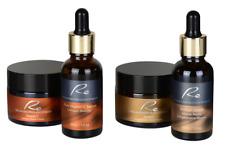 Re Vitamin C Collagen + Retinol Regeneration Boost Face Serum(30mL)+ Cream(50mL)