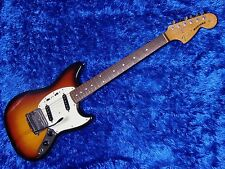 Fender Japan MG69/DP 3TS Mustang MG-69 MIJ T Serial 2007-2010 150709