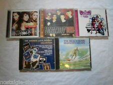 CD Konvolut 5 Piezas Pop Música Backstreet Boys Monrose etc. music