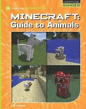 MINECRAFT GUIDE TO ANIMALS - GREGORY, JOSH - NEW PAPERBACK BOOK