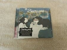 SAMURAI : Samurai (1971) : 2008 Esoteric Remaster CD (Greenslade, Web, I Spider)