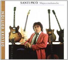 RARE CD DIGIPACK JAZZ ROCK ESPAGNOL SANTI PICO / MAGICA MEDIANOCHE