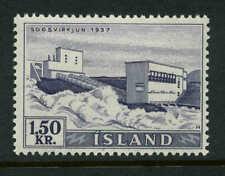 Iceland  Scott #292 Facit #340 Mint  Cats $37.50