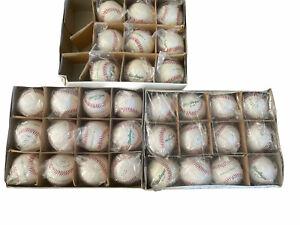 Macgregor Official League Baseballs 87SP 33 Balls  Wrapped NEW