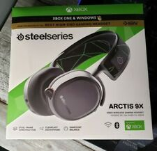 SteelSeries - Arctis 9X Wireless Stereo Gaming Headset for Xbox One - Black