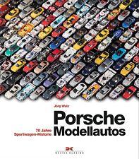 Buch Porsche Modellautos 70 Jahre Sportwagen Historie Jörg Walz 320 Seiten 911