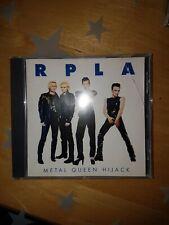 rpla metal.queen hijack emi withdrawn cd very rare glam rock hard rock james...