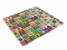 Child Play Mats PE Eco-friendly Baby Kids Crawling Pad Blanket Fruit&Animal
